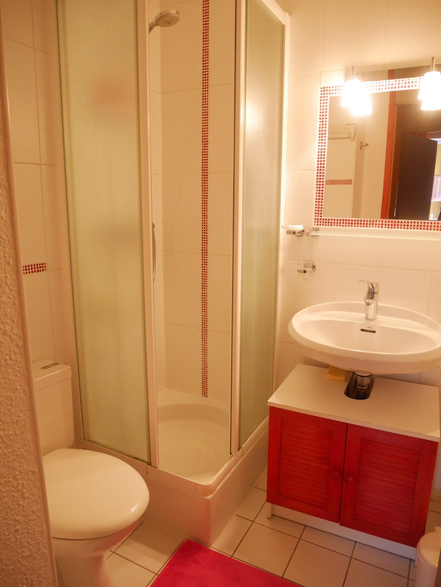 salle de bain du haut